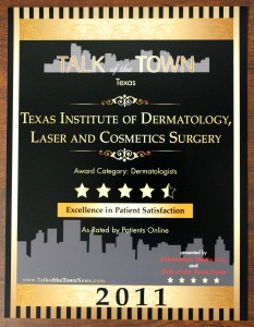 Talk of the Town San Antonio Dermatologist